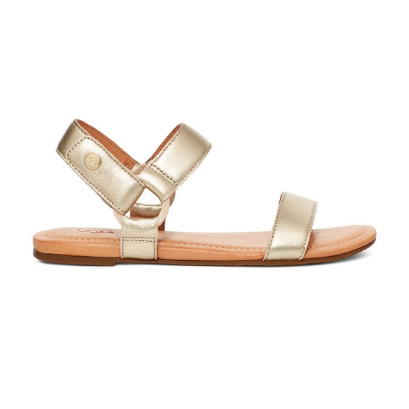 Ugg Womens Gold Rynell Sandal