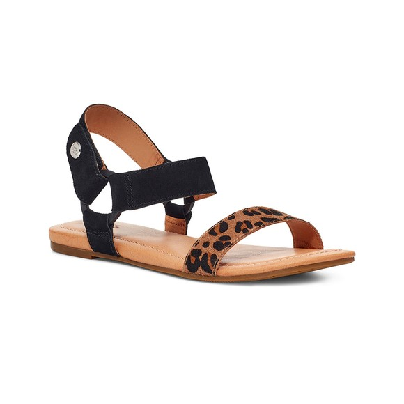 Ugg Womens Brown Rynell Sandal