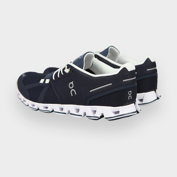 On Running Mens Blue Cloud Trainer main image