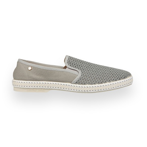 Rivieras Mens Grey Classic 20 Loafers