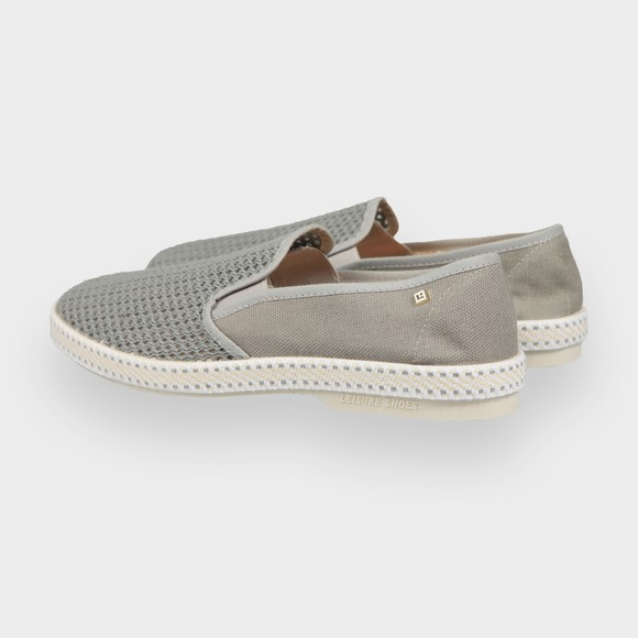 Rivieras Mens Grey Classic 20 Loafers  main image