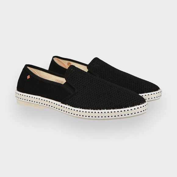 Rivieras Mens Black Classic 20 Loafers