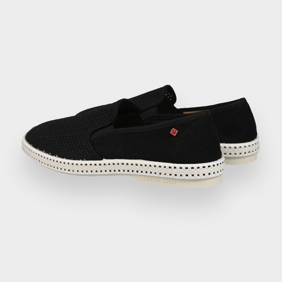 Rivieras Mens Black Classic 20 Loafers  main image