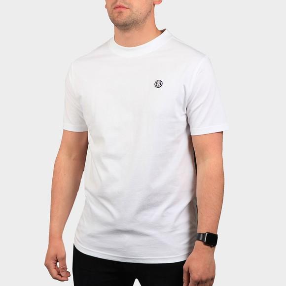 Sergio Tacchini Mens White Cavour T Shirt