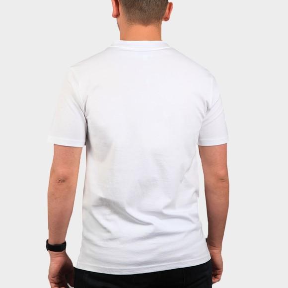 Sergio Tacchini Mens White Cavour T Shirt main image