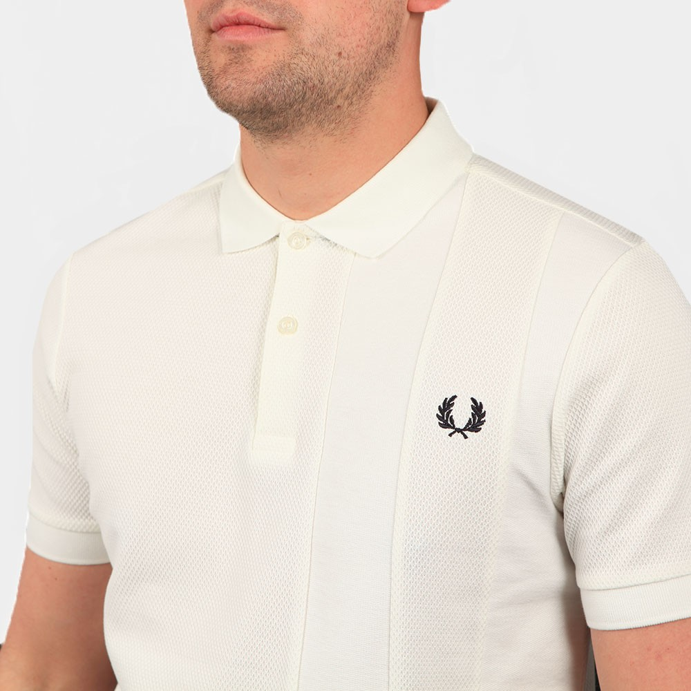 Tonal Stripe Polo Shirt main image