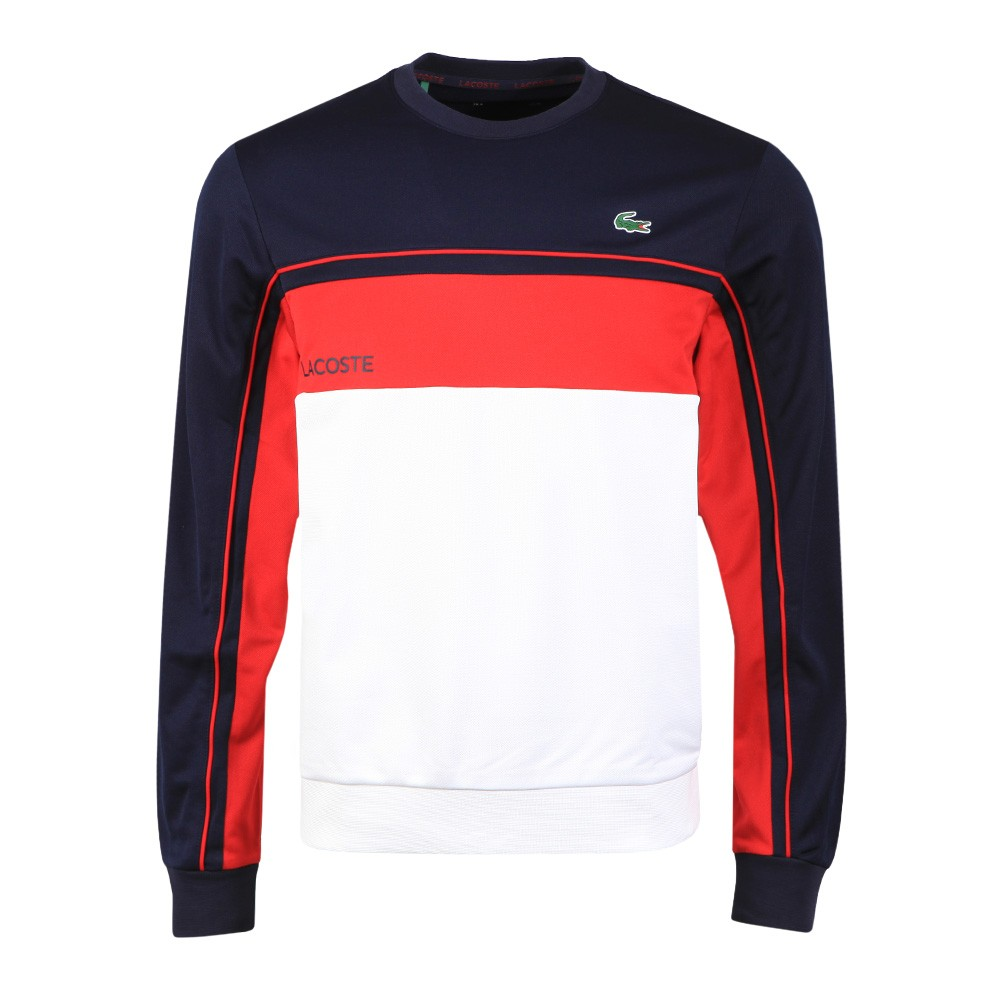 SH9569 Panel Sweatshirt main image