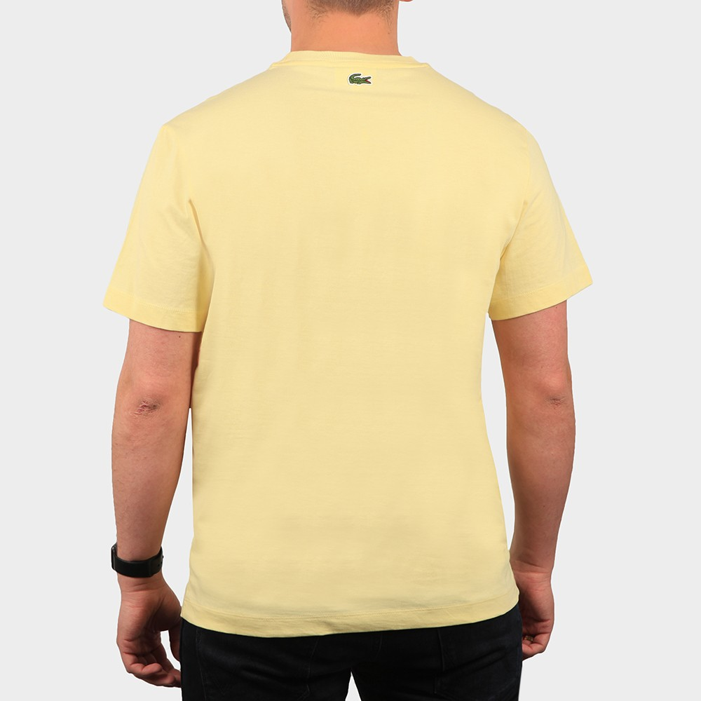TH0453 Oval Logo T Shirt main image