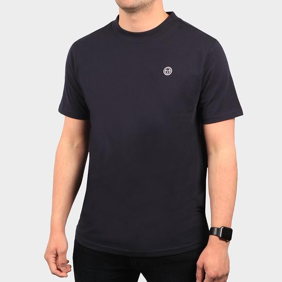 Sergio Tacchini Mens Blue Cavour T Shirt