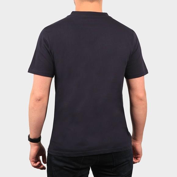 Sergio Tacchini Mens Blue Cavour T Shirt main image