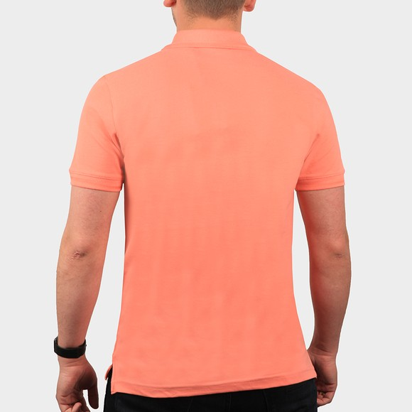 Belstaff Mens Pink Short Sleeve Polo Shirt main image