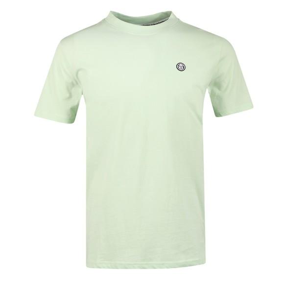 Sergio Tacchini Mens Green Cavour T Shirt
