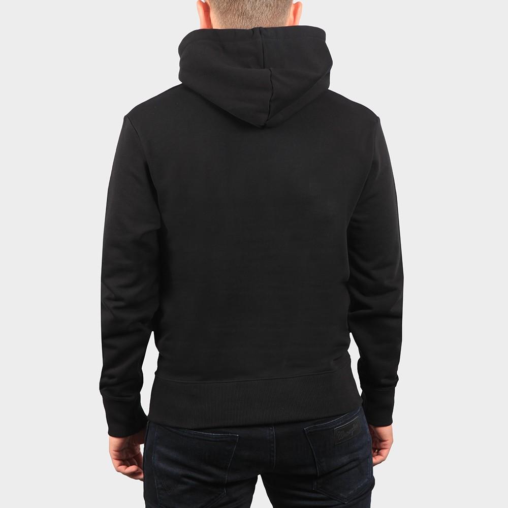 Embroidered Hooded Sweatshirt main image