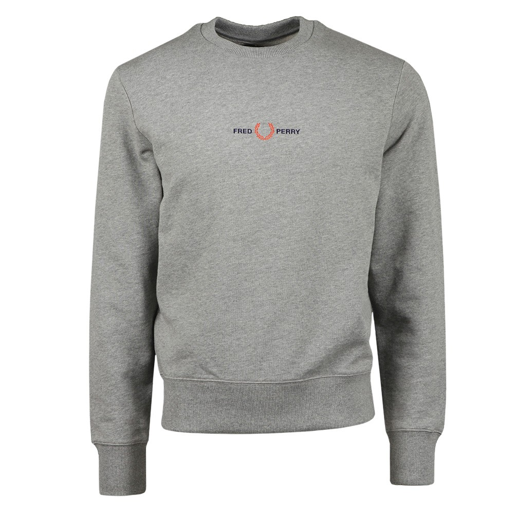 Embroidered Sweatshirt main image