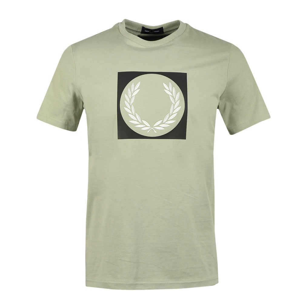 Laurel Wreath Graphic T Shirt main image
