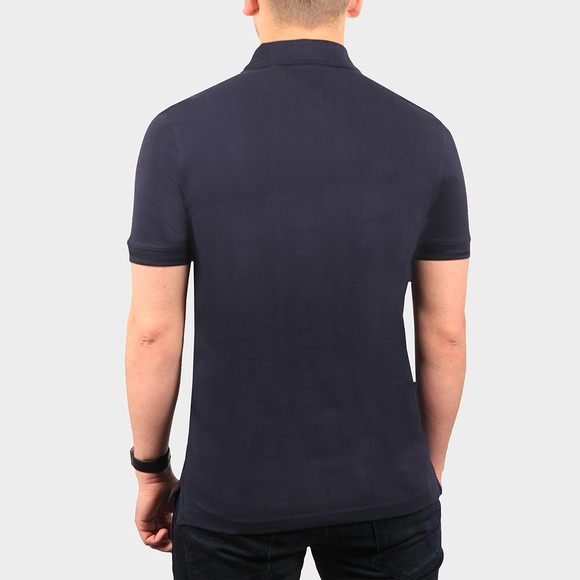 Belstaff Mens Blue Short Sleeve Polo Shirt main image