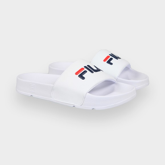 Fila Womens White Drifter Slider main image