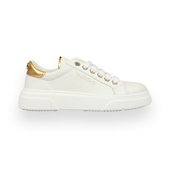 Valentino Shoes Womens White Queentino Trainer main image