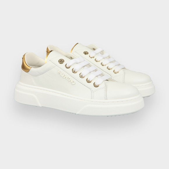 Valentino Shoes Womens White Queentino Trainer