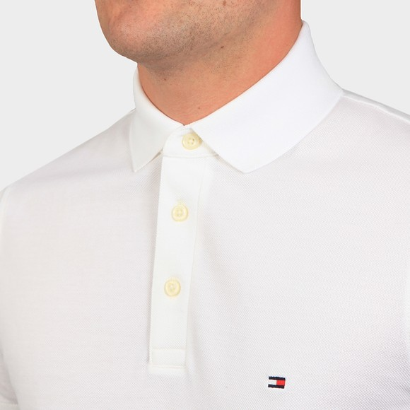 Tommy Hilfiger Mens White 1985 Polo Shirt main image