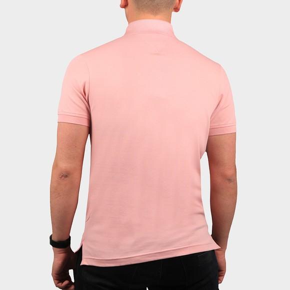 Tommy Hilfiger Mens Pink 1985 Polo Shirt main image