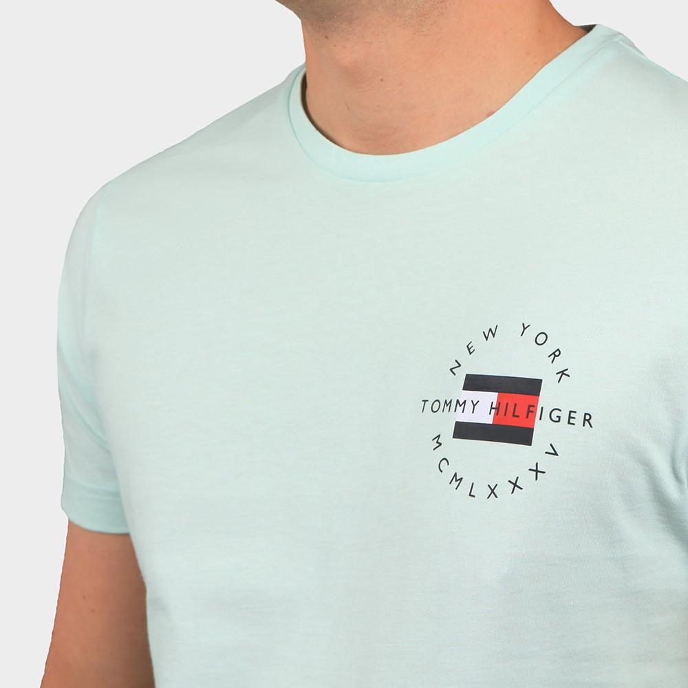 Circle Chest Corp T-Shirt main image