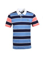 YH9861 Stripe Polo Shirt