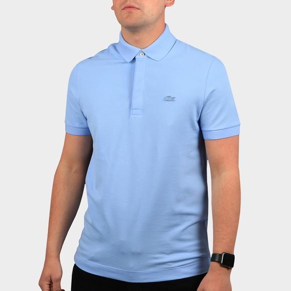 Lacoste Mens Blue PH5522 Paris Polo Shirt