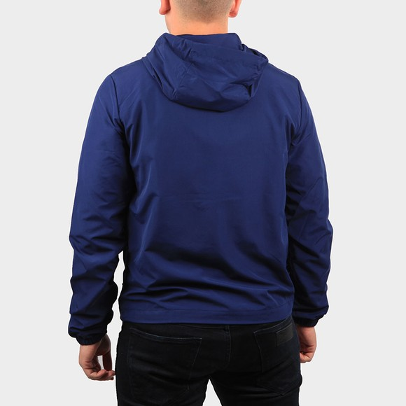 Lacoste Mens Blue BH9801 Lightweight Jacket main image