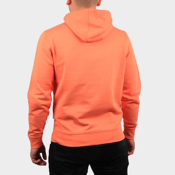 Tommy Hilfiger Mens Orange Essential Hoody main image