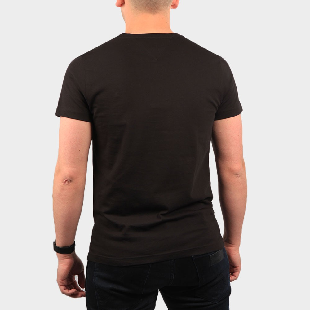 Global Stripe Chest T-Shirt main image