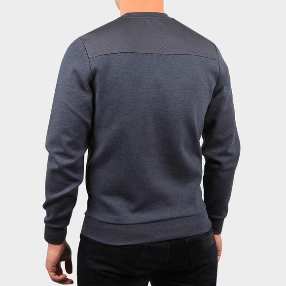 Lacoste Mens Grey SH9604 Sweatshirt main image