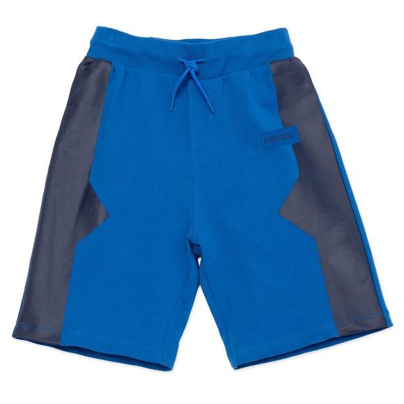Kenzo Kids Boys Blue K24038 Jersey Short