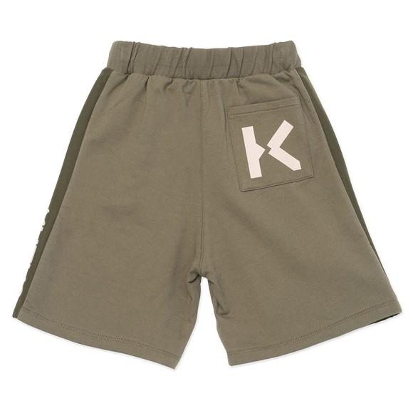 Kenzo Kids Boys Green K24038 Jersey Short
