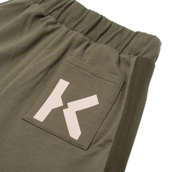 Kenzo Kids Boys Green K24038 Jersey Short main image