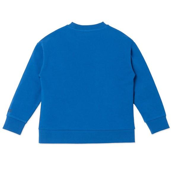 Kenzo Kids Boys Blue K25075 Sweatshirt