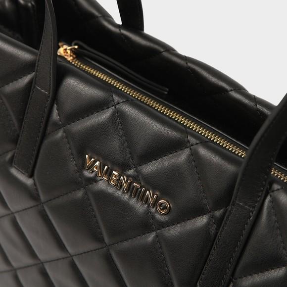 Valentino Bags Womens Black Ocarina Tote Bag main image