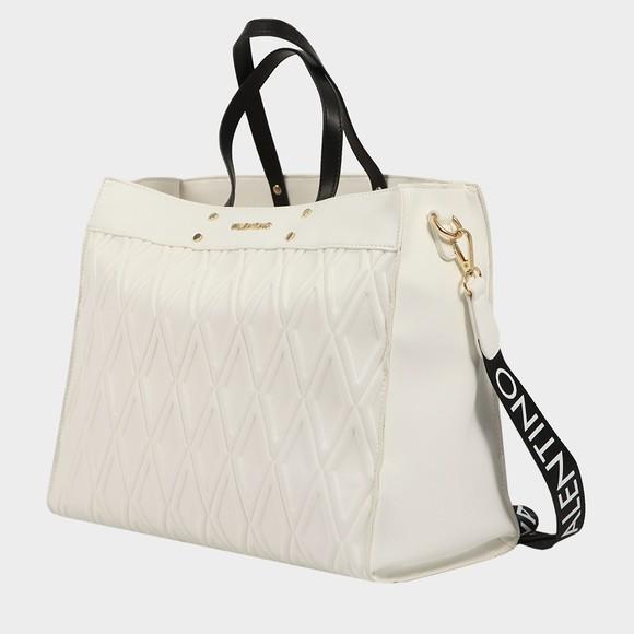 Valentino Bags Womens White Pepa Tote Bag
