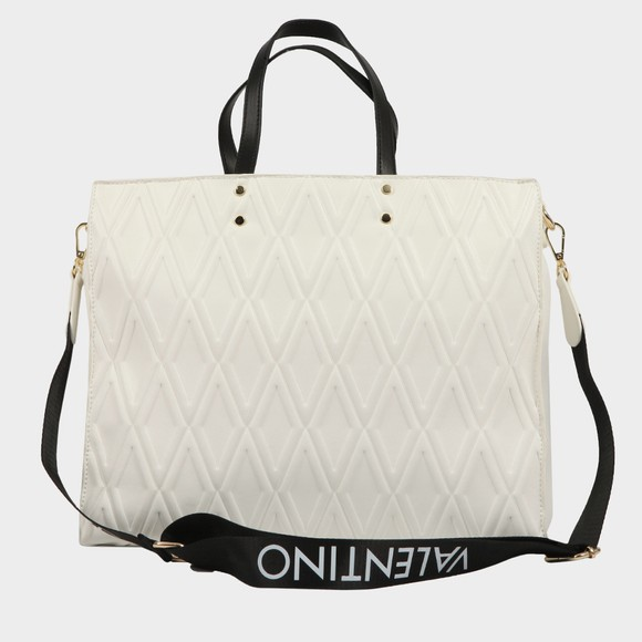 Valentino Bags Womens White Pepa Tote Bag main image