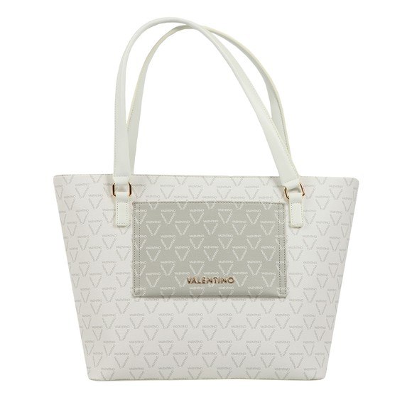 Valentino Bags Womens White Lita Tote