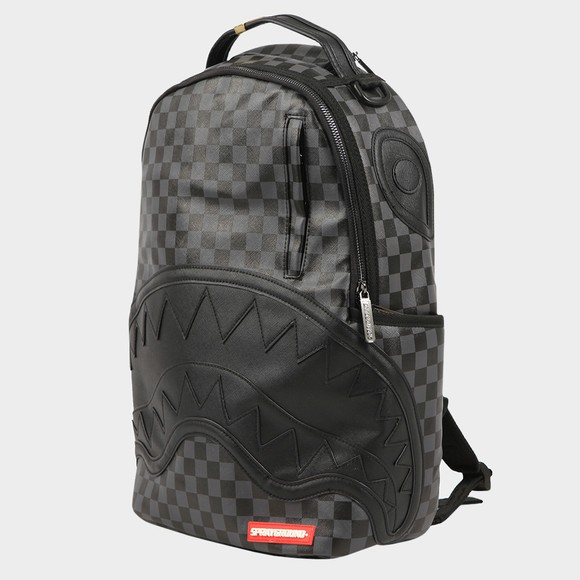 Sprayground Mens Black Henry Backpack
