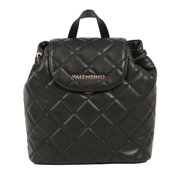 Valentino Bags Womens Black Ocarina Backpack main image