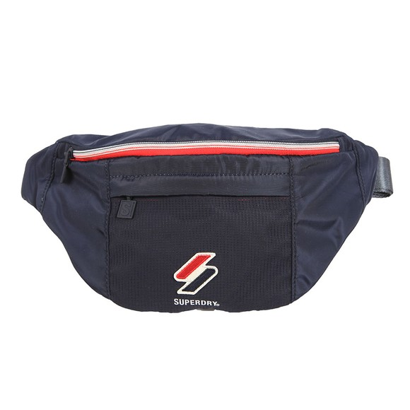 Superdry Mens Blue Sportstyle Bumbag
