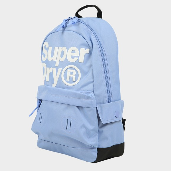 Superdry Womens Blue Edge Montana Bag
