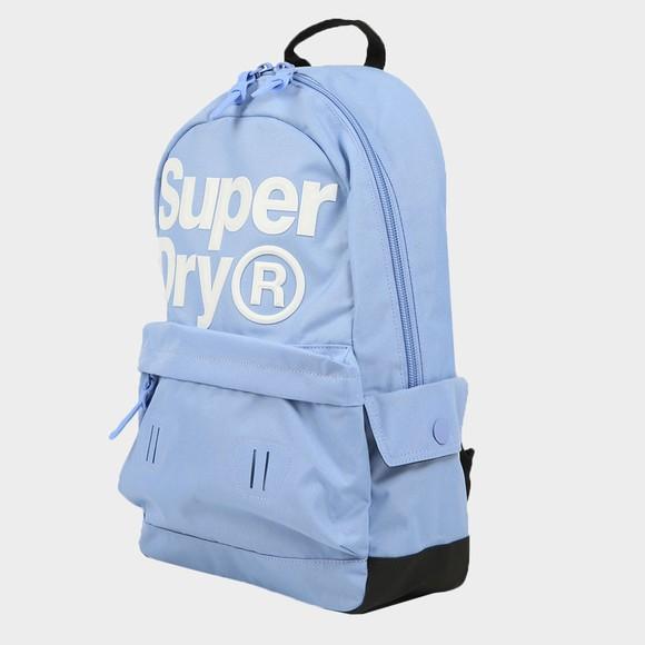 Superdry Womens Blue Edge Montana Bag main image