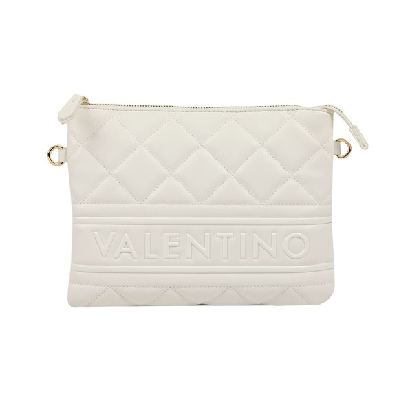 Valentino Bags Womens White Ada Soft Cosmetic Case