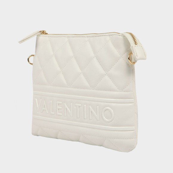 Valentino Bags Womens White Ada Soft Cosmetic Case main image
