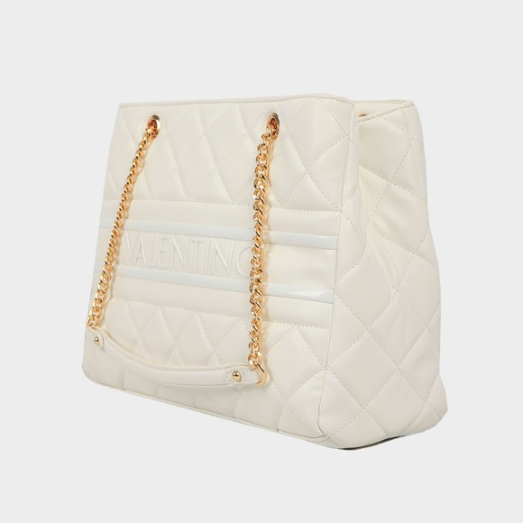 Valentino Bags Womens White Ada Tote Bag