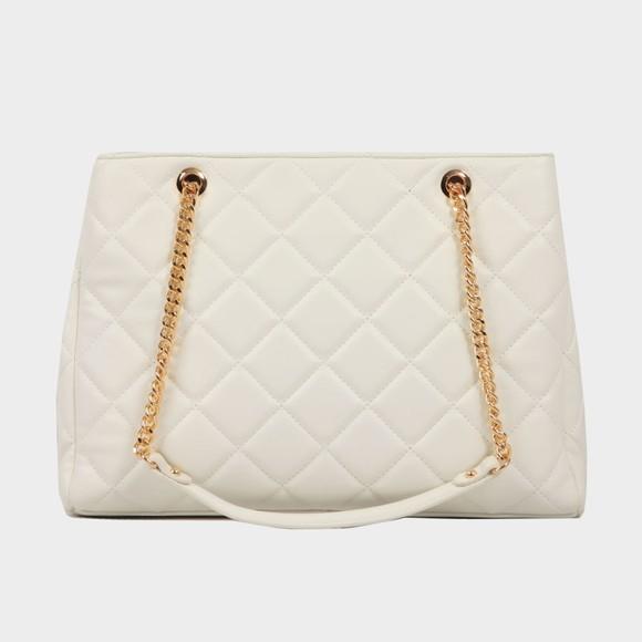 Valentino Bags Womens White Ada Tote Bag main image