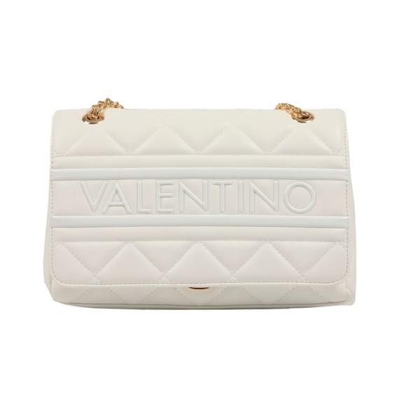 Valentino Bags Womens White Ada Satchel